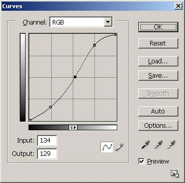 photoshop - using unsharp mask (usm) for contrast - curves