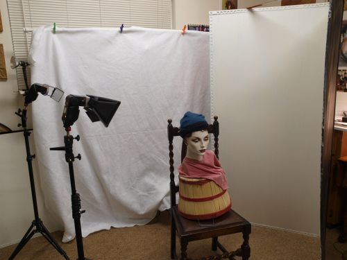 Doing More With Less - Photography Studio Lights