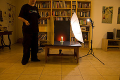 Photography Studio @ Home