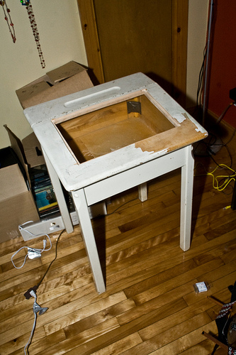 The DIY Photography Light Table - A Weekend Project