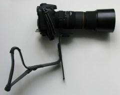 Camera Shoulder Stock
