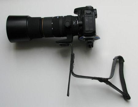 Camera Shoulder Stock by Brian P Carey