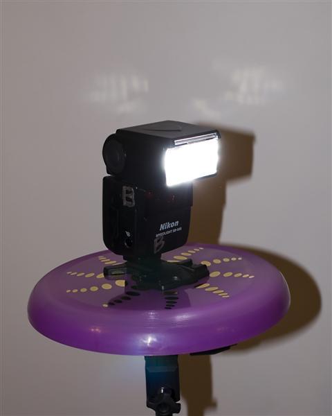 Frisbee Flash Protector