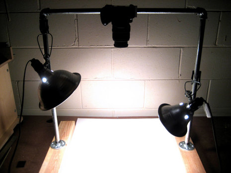 How to Make a DIY Camera Stand