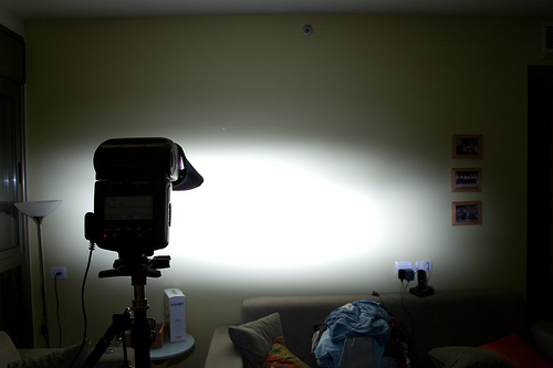 Photography and Lighting - DIY Snoot