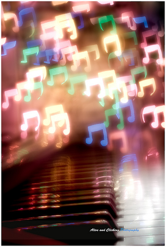 Beethoven and Bokeh (by liveandclicking)