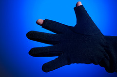 Cool Gloves Will Help You Photograph When It Is Freezing