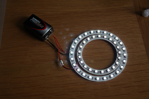 DIY Macro Lighting Ring (by Wonky Donkey)