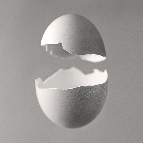 DIY Floating Eggshell (by DeyanStefanov)
