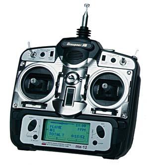 Graupner MX-12
