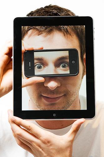 iPadPhoneFace