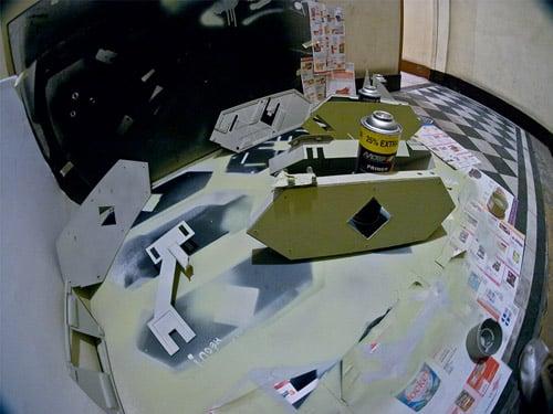 Battlefield Pinhole Camera