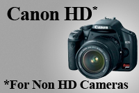 Capture 720P HD With Any LiveView Capabale Canon Camera