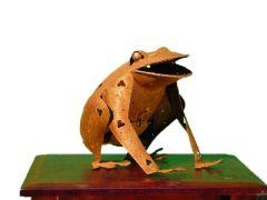 chroma Key Frog