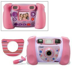 Hooking My Little One On Photography - Vtech Kidizoom Review