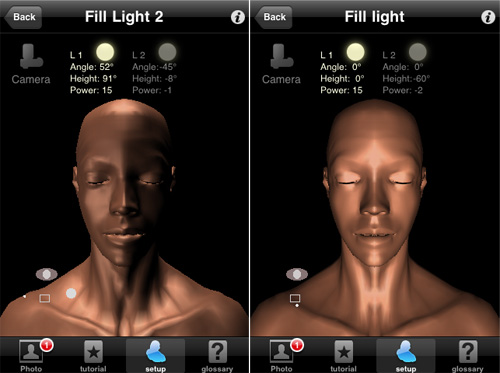LightStudio iPhone App Lets You Take Studio Pictures (And shows You How Too)