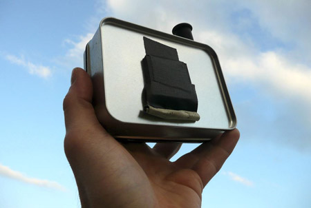 Pinhole Cameras That You Can Build At Home