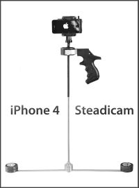 DIY iPhone Steadicam