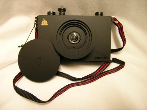 DIY Super Plastic Camera