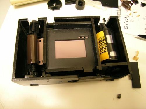 DIY Super Plastic Camera