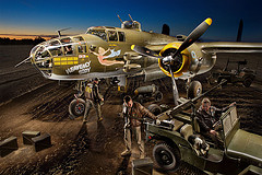B-25: Bomber Crew Plus One