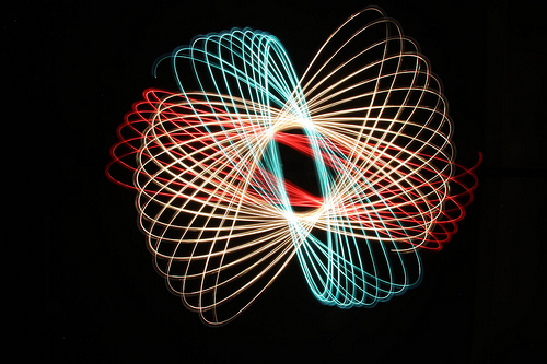 Create Geometric Light Painting Spirographs