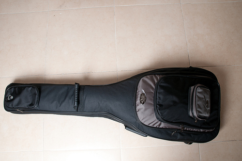 My New Lighting Bag - Front