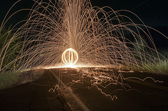 Steel Wool in the Street