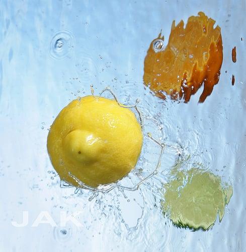 lemon zest II