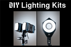 DIY Lighting Kits: Great Light – Light On Your Wallet