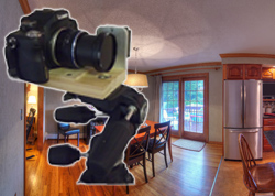 Build a Panoramic Head For Perfect Panoramas