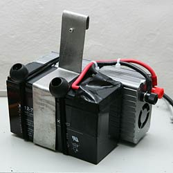 DIY Power Pack for strobes