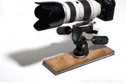 Take Extremely Low Angle Pictures With A Floor Plate Tripod