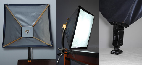 DIY Dual-source Softbox