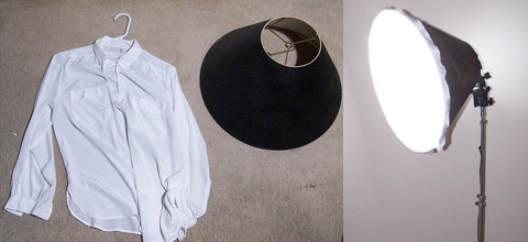 DIY Lampshade Softbox