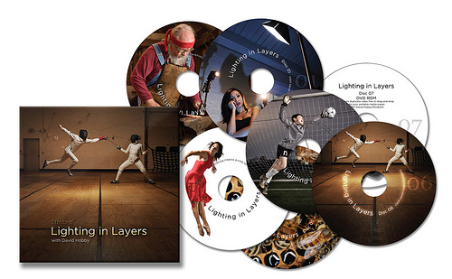 Lighting in Layers DVD