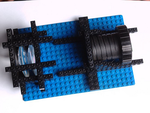 Lego Projector