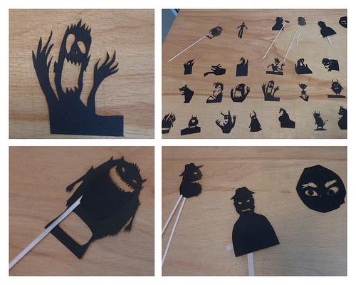 Bokeh Silhouettes - designs