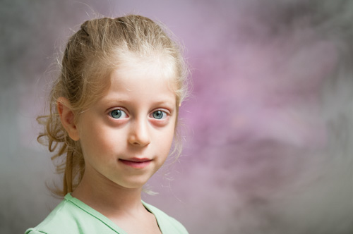 5th Year Of Taking Portraits At My Daughter School