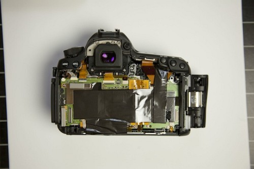 Optical Low-Pass Filter Removed From 5D Mark III