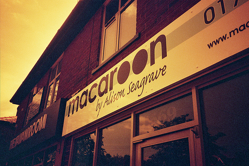 Three Flavours of Macaroon: Redscale