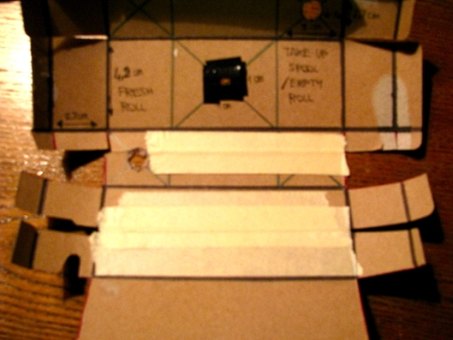 How To Make A Pinhole Camera From A Film Box