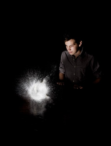 Shooting High Speed Spirits Photographs