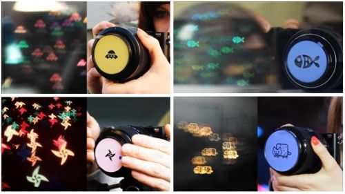 Fun Ideas For Shaped Bokeh