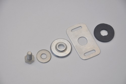 A Washer And Bolt DIY C-Loop