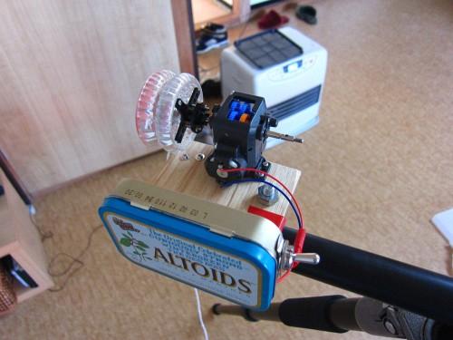Using A Motorized Yoyo As A Panning Slider