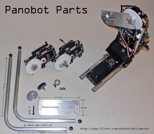 Panobot Parts v1
