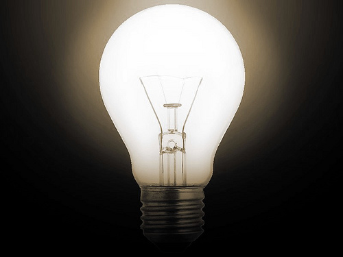 Light Bulb No. 1