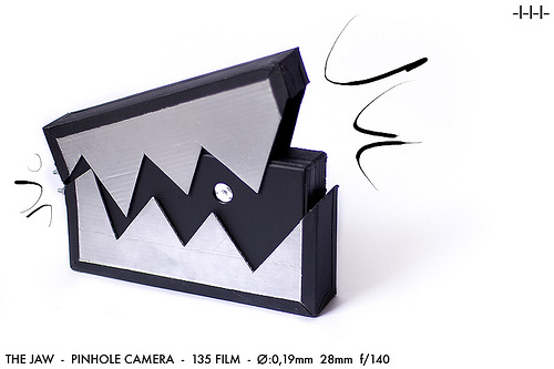 the JAW - pinhole camera