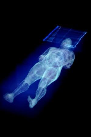 Human hologram